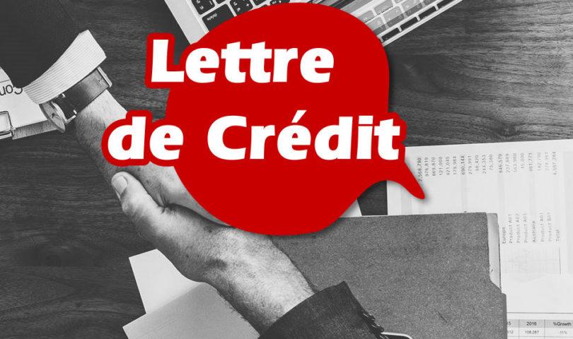 Lettre de crédit
